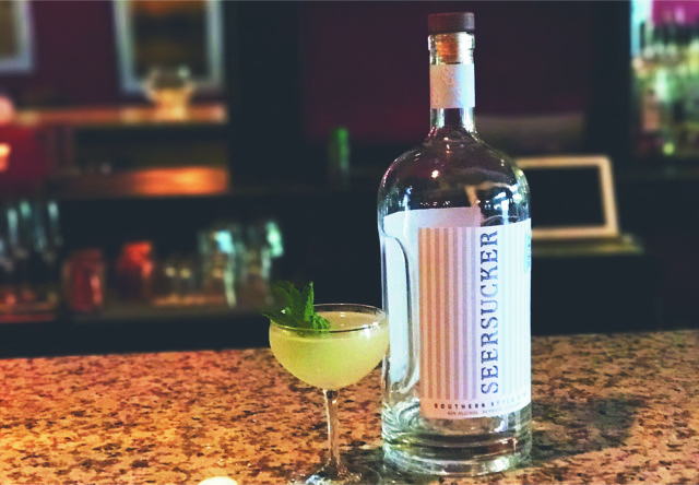 The Southside Cocktail- responsible for over $30,000 of charity in one night.
