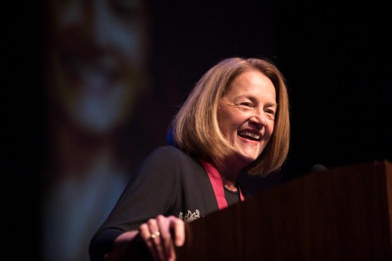Southwest School of Art President Paula Owen.