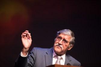 Former UTSA President Ricardo Romo.