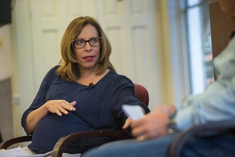 Councilwoman Shirley Gonzales (D5).