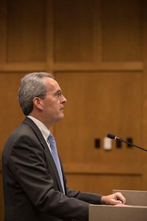SARA Assistant General Manager Stephen Graham.