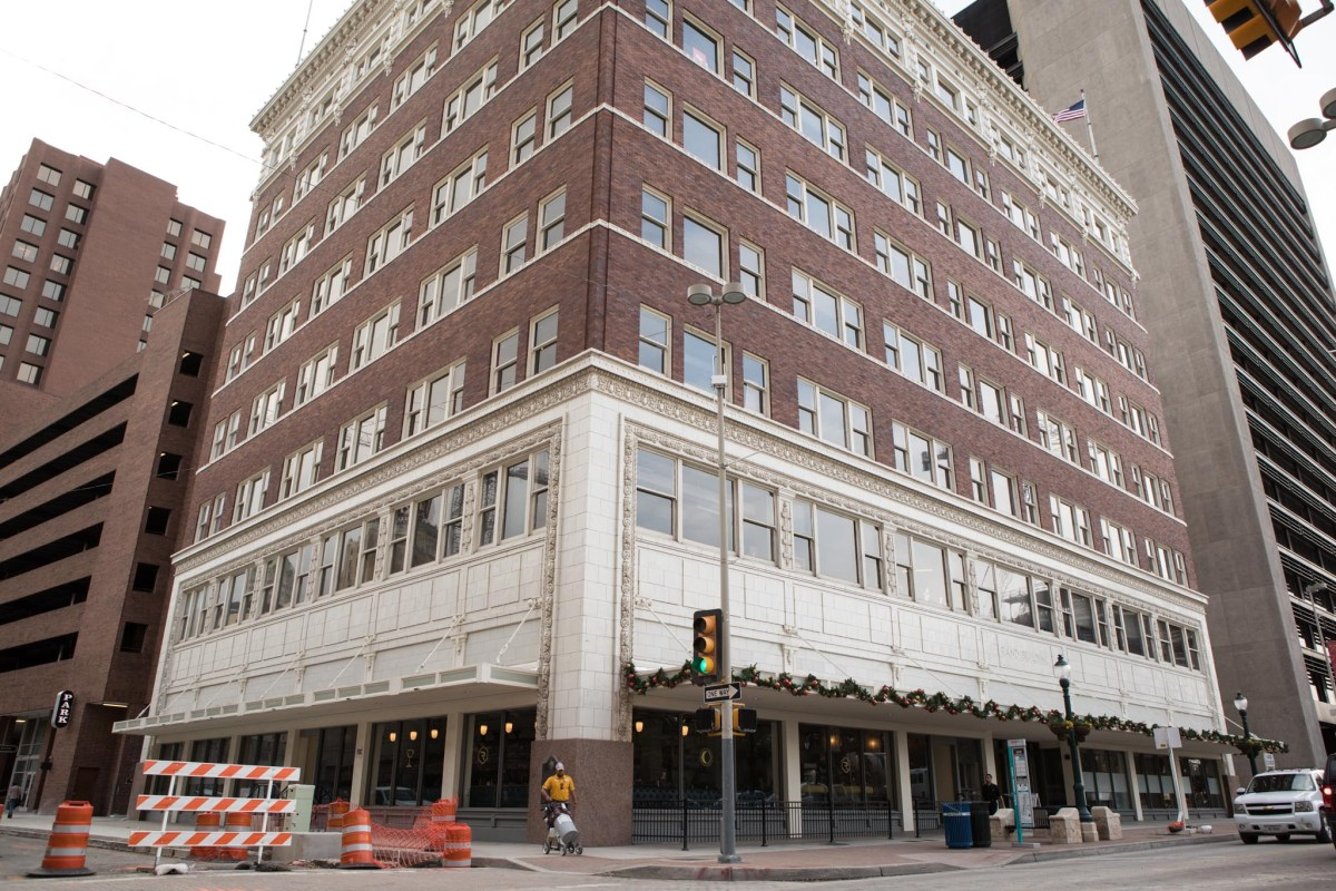 Whisky Rose will be located on the east side of the historic Rand Building.