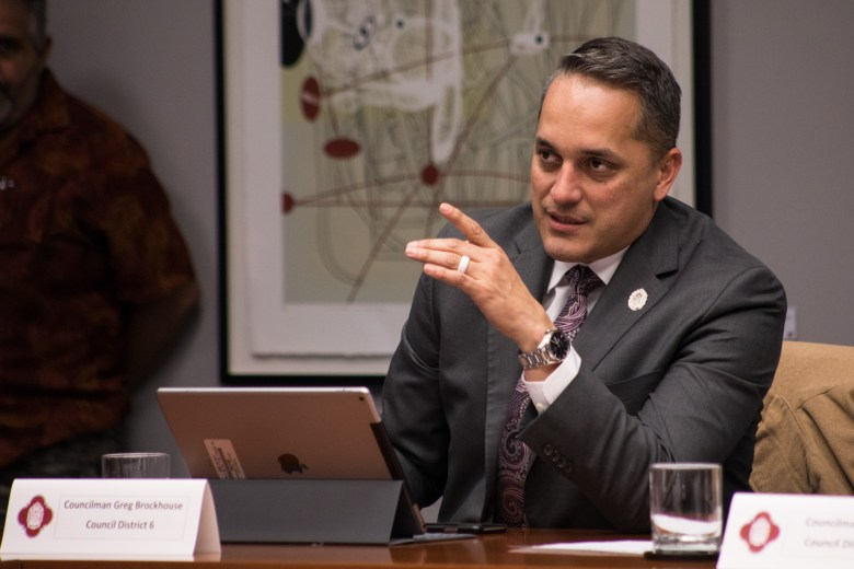 Councilman Greg Brockhouse (D6)