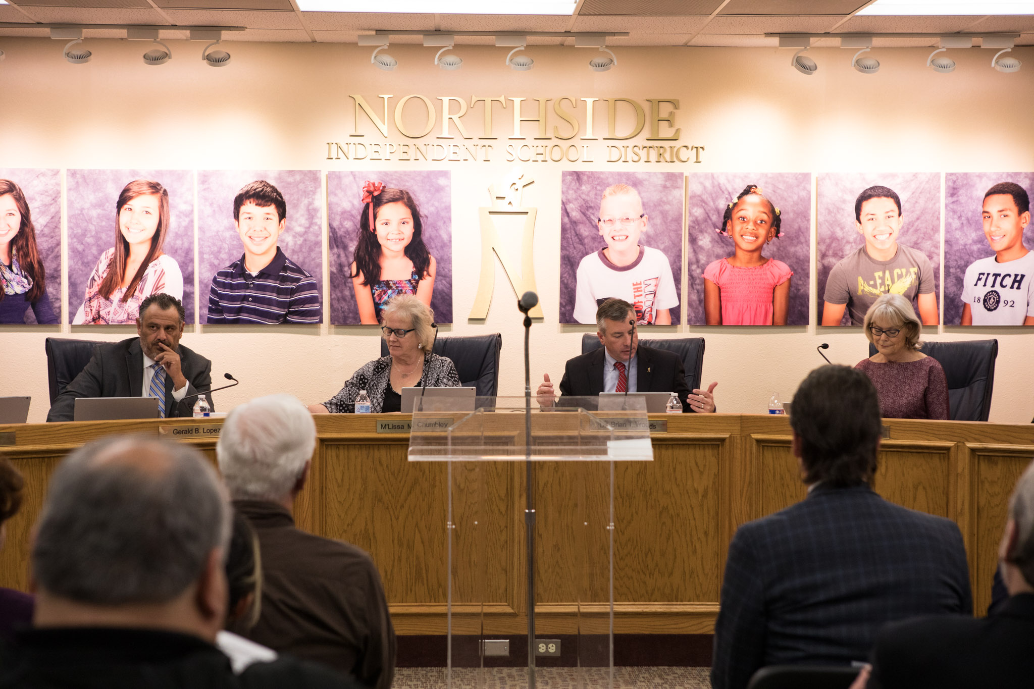 The Northside Independent School District board calls for the longest bond in the history of the district.