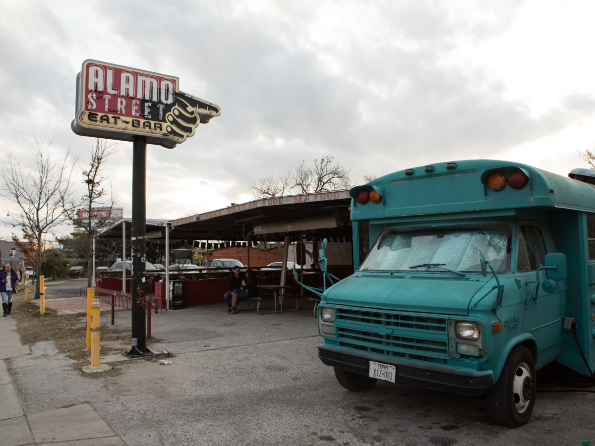 Alamo Street Eat Bar will officially close on January 15th.
