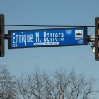 Enrique M. Barrera Parkway was formerly known as Old Highway 90.