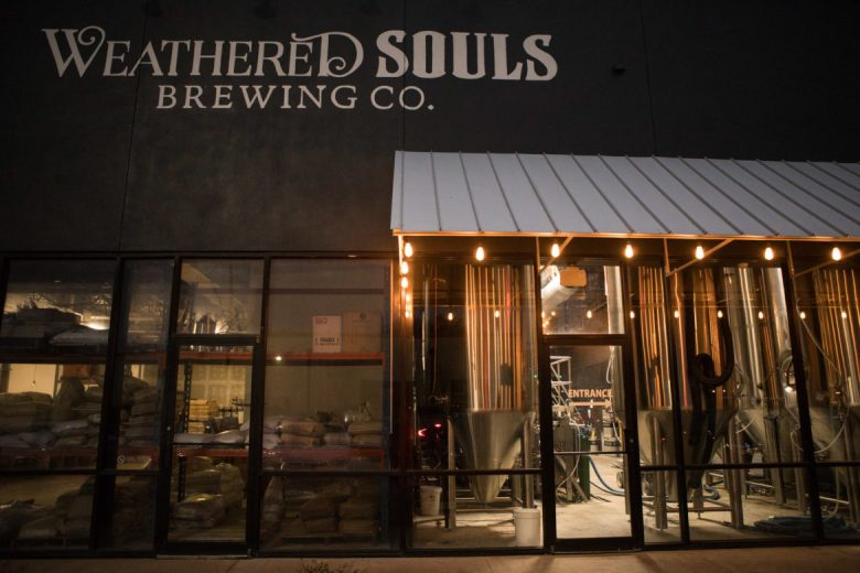The Rivard Report Conversations with the Council series with Councilman John Courage (D9) takes place at Weathered Souls Brewing Co.