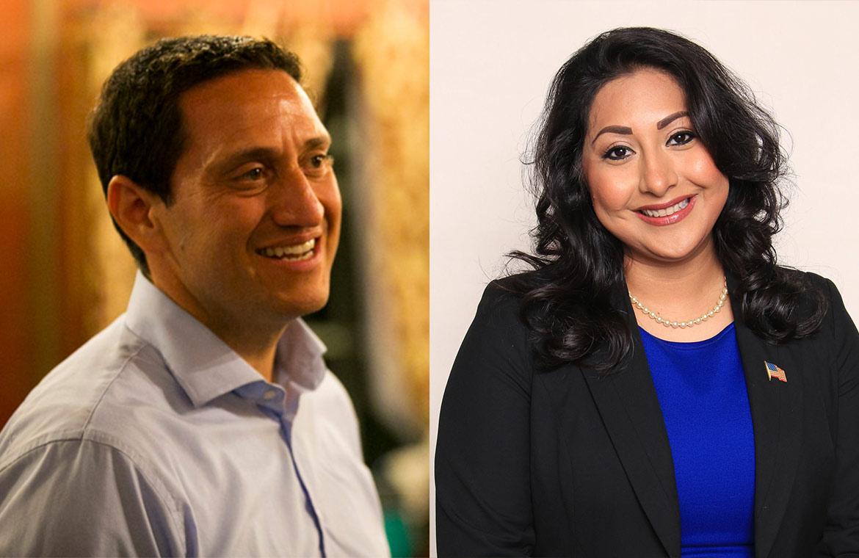 Trey Martinez Fischer opposes imcumbent Diana Arévalo for Texas House Seat District 116.