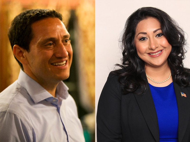 Trey Martinez Fischer opposes imcumbent Diana Arévalo for Texas House Seat District 116.