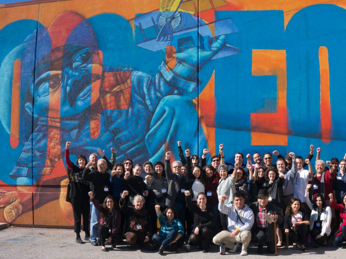 The most recent national gathering of Latinos in Heritage Conservation took place in Houston in November 2016.
