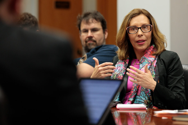 Councilwoman Shirley Gonzales (D5)