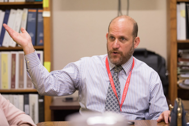 San Antonio's Chief Sustainability Officer Doug Melnick.