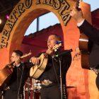 Campanas de America performs at Botánica Music Festival.