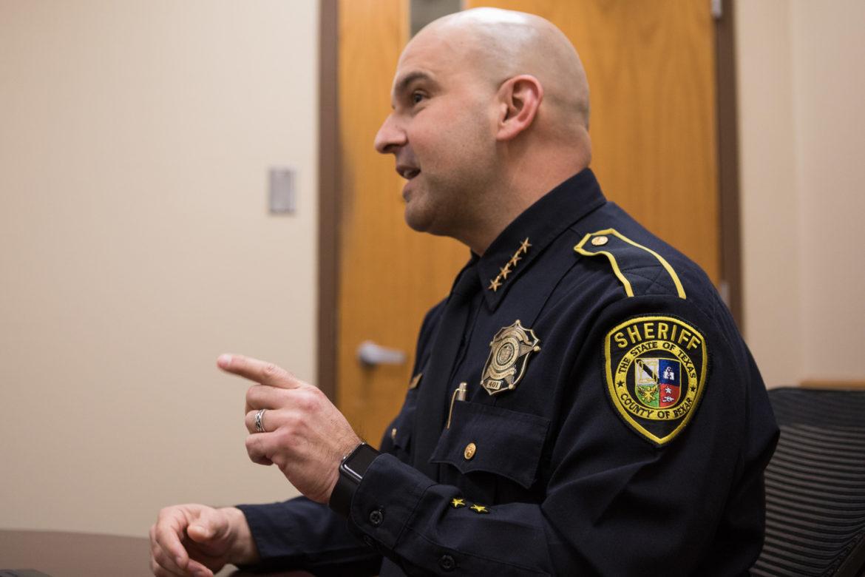 Bexar County Sheriff Javier Salazar