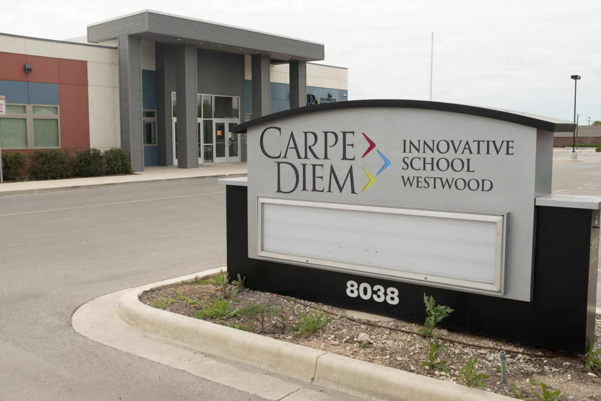 Carpe Diem Innovative School Westwood announced they will be closing following the end of this school year.