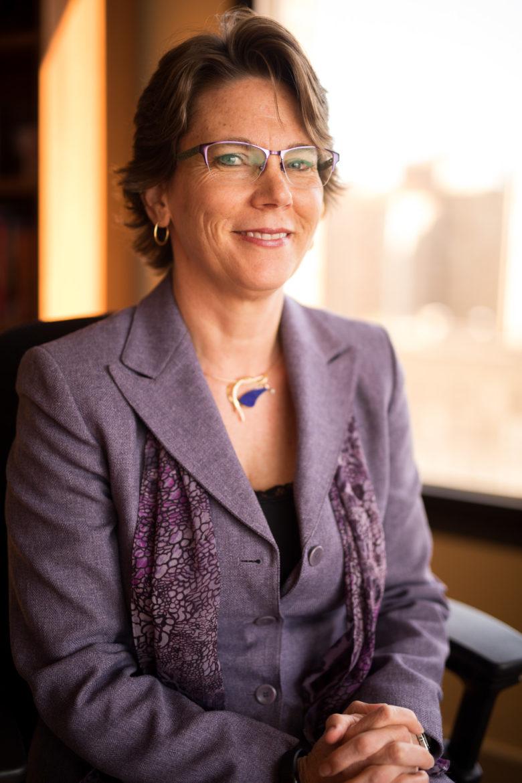 City of San Antonio Health Director Colleen Bridger.