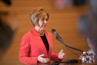 Sheryl Sculley has been the city manager of San Antonio for 12 years.