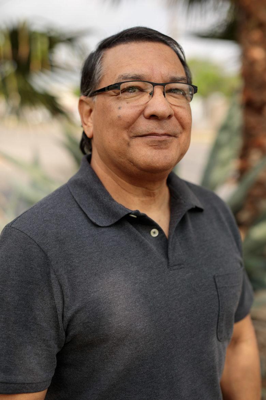 South San Antonio ISD District 6 Board Trustee Luis Rodriguez.