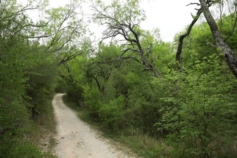 From open fields to tree lined trails can be found during a single hike.
