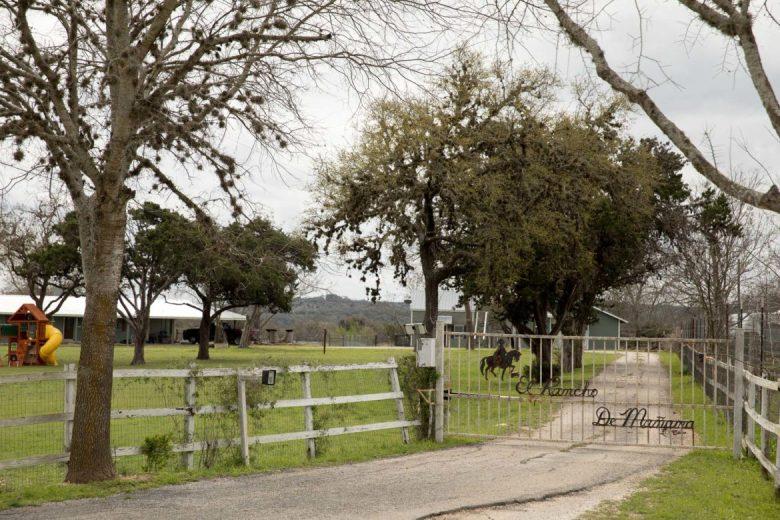 Across from the property El Rancho De Mañana raises Peruvian horses.