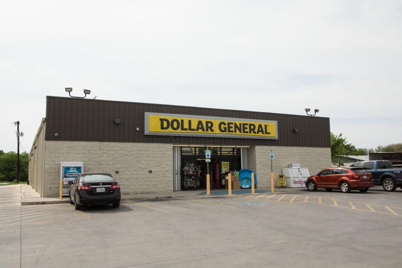 Dollar General located 319 Moursund Blvd.