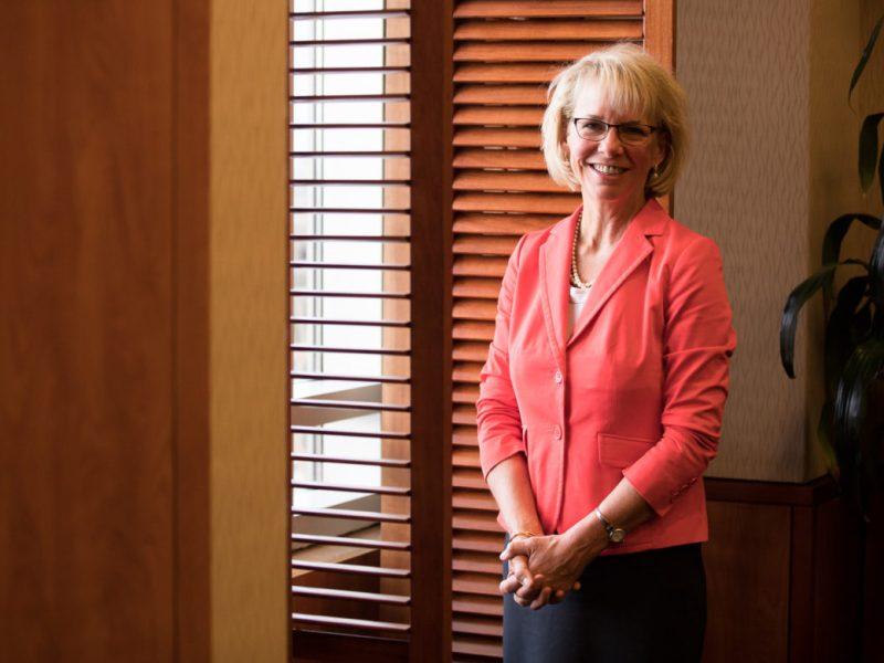 UTSA Provost and Vice President of Academic Affairs Kimberly Andrews Espy