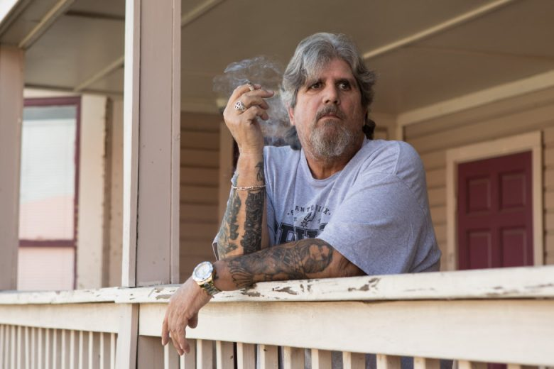 Brian recalls his history with opioid addiction at Hope House Ministries.