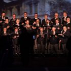 Beethoven Maennerchor performs in honor of the German influence in San Antonio.
