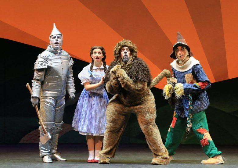<i> The Wizard of Oz</i>