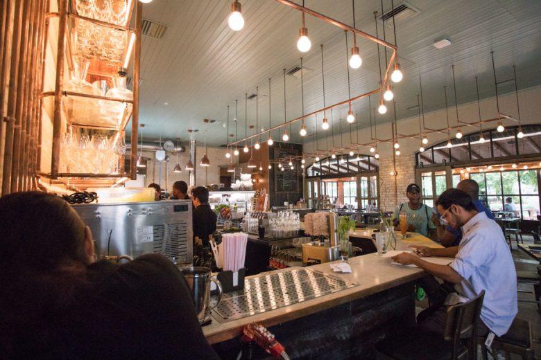 Dough Pizzeria Napoletana is located at 518 S. Alamo St.