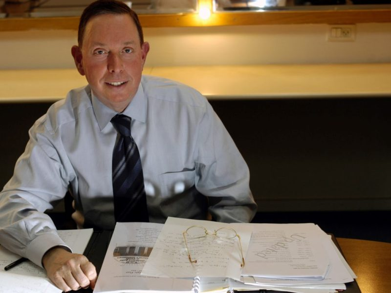 Michael Kaiser was named the San Antonio Symphony's interim executive director Wednesday.
