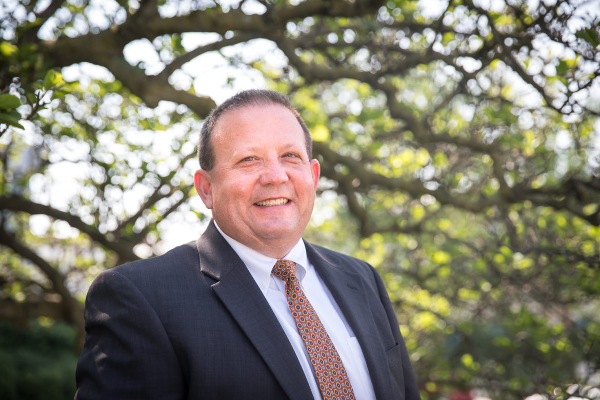 United Way of San Antonio President and CEO Christopher Martin