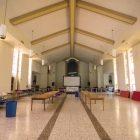 The church inside SAMMinistries.