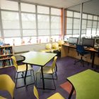The Harvey E. Najim Children's Enrichment Center inside SAMMinistries.