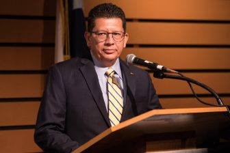 Richard Perez, the President and CEO of the San Antonio Chamber of Commerce.