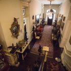The entryway to Villa Finale: Museum & Gardens.