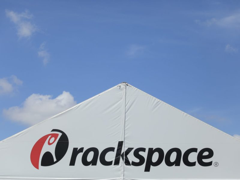 Rackspace Technology's stock slid in its Nasdaq debut on Wednesday, decreasing nearly 20 percent from its set IPO pricing of $21 per share.