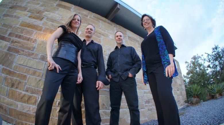 The SOLI Chamber Ensemble is clarinetist Stephanie Key, cellist David Mollenauer, violinist Ertan Torgul and pianist Carolyn True