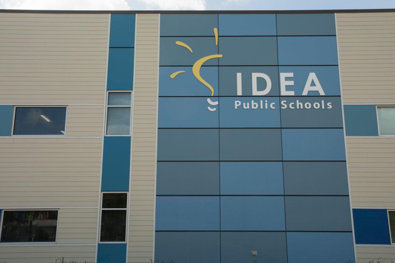 The exterior of IDEA Ingram Hills.