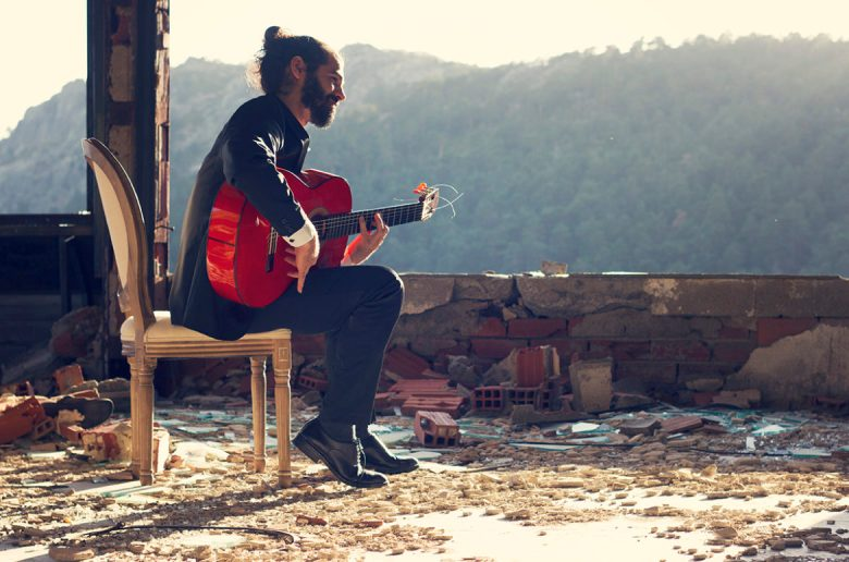 Critically acclaimed Spanish guitarist Luis Gallo returns to San Antonio to perform at Mariachi Lab.