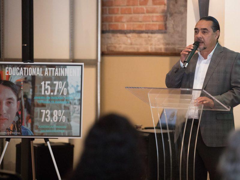 AIT executive director Ramon Vasquez.