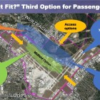 One of three options that the Airport Advisory Committee is exploring would add a midfield, 65-gate terminal.