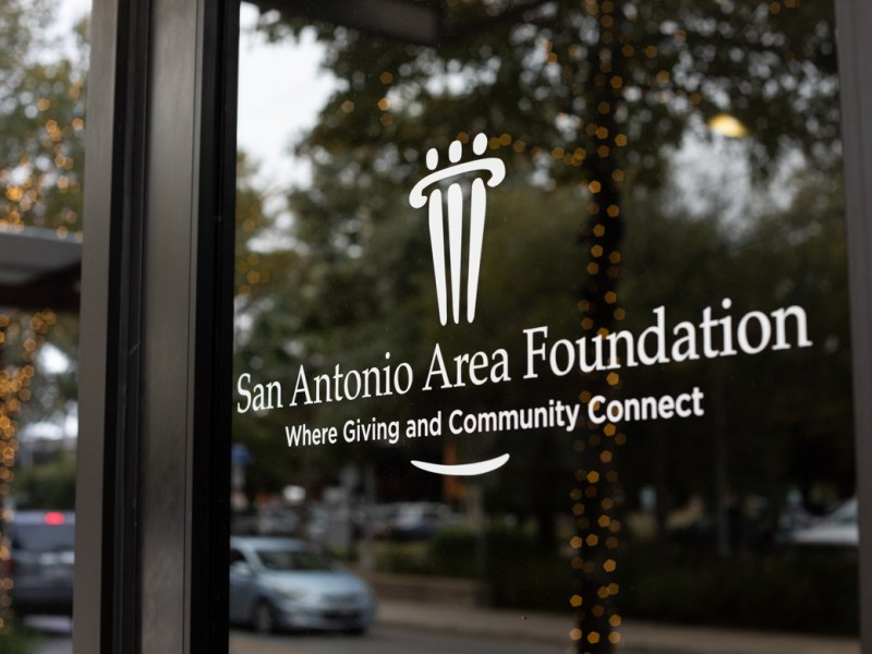 The San Antonio Area Foundation is in the Pearl.