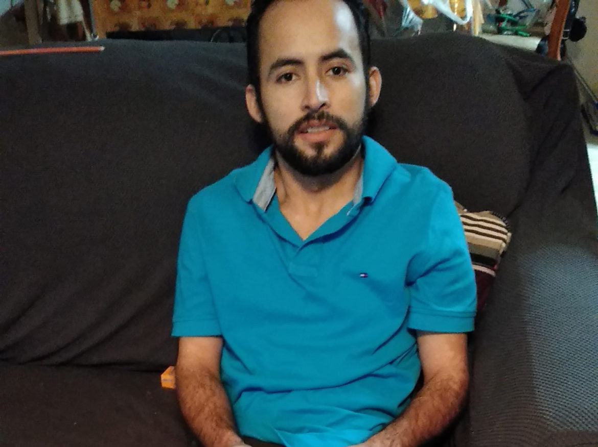San Antonio U.S. Citizen Julio Cesar Ovalle was detained and deported to Mexico in June.