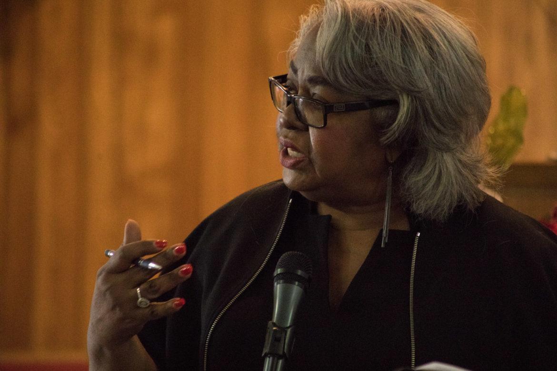 State Rep. Barbara Gervin-Hawkins (D-San Antonio).