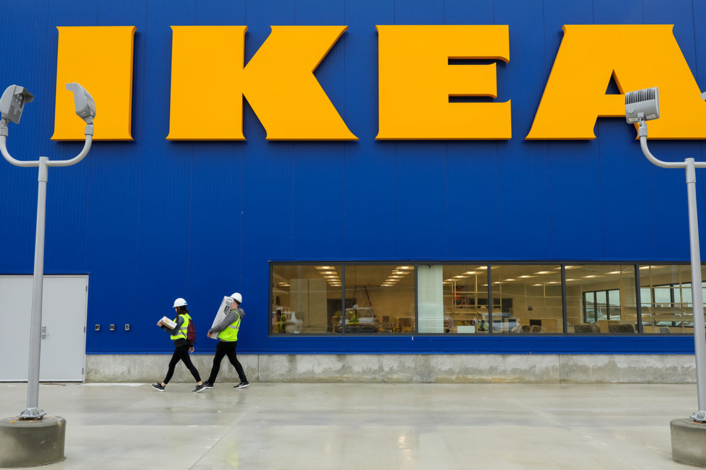Ikea Live Oak will be opening February 13, 2019.