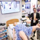 Gaumard Scientific Co. displays patient simulators.