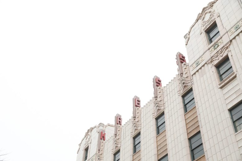 The Kress Building located on East Houston Street.