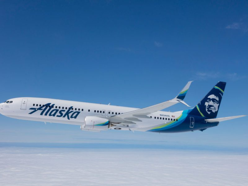 Alaska Airlines will be expanding it's direct flights to and from Seattle - Tacoma to San Antonio.