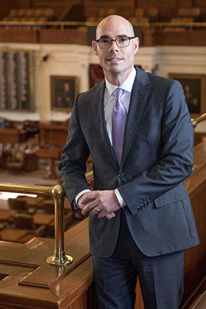 Speaker of the House Dennis Bonnen